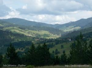Село Јабланица - Златибор