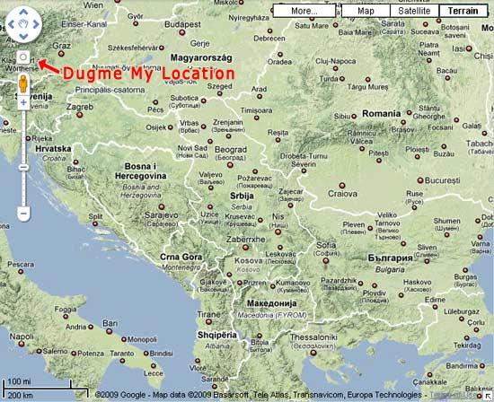 google-map-my-location