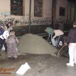uzice-poplava-pesak se tovari gde god vreba opasnost