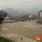 uzice-poplava-vodapada ali opasnost još uvek nije prošla