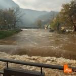 uzice-poplava-još uvek stihija, ali primirena