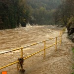uzice-poplava-vodostaj je još uvek visok