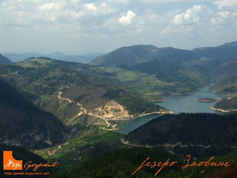 Srpski turizam - Jezera - Page 2 Zaovine-tara