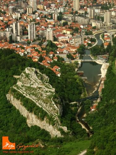 Стари и нови град Ужице