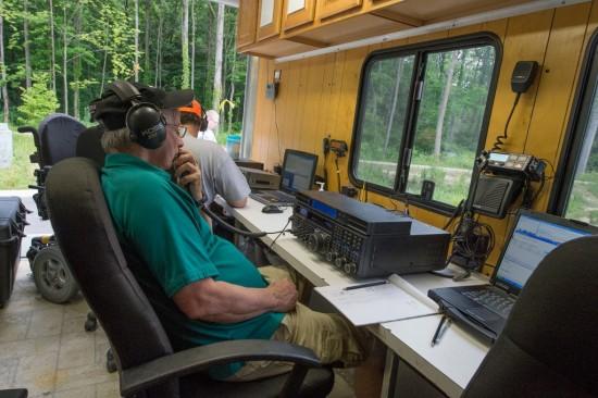 Мибилна радио-аматерска мрежа за опасност