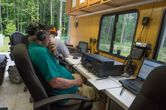 Mibilna radio-amaterska mreža za opasnost