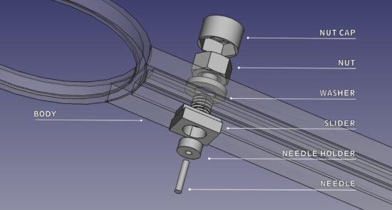 Circular Cutter Assembly